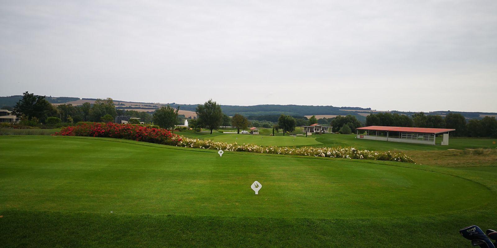 Golf mérkőzés készítése