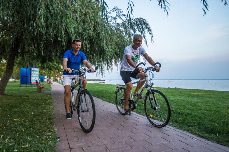Kerékpáros randevúk