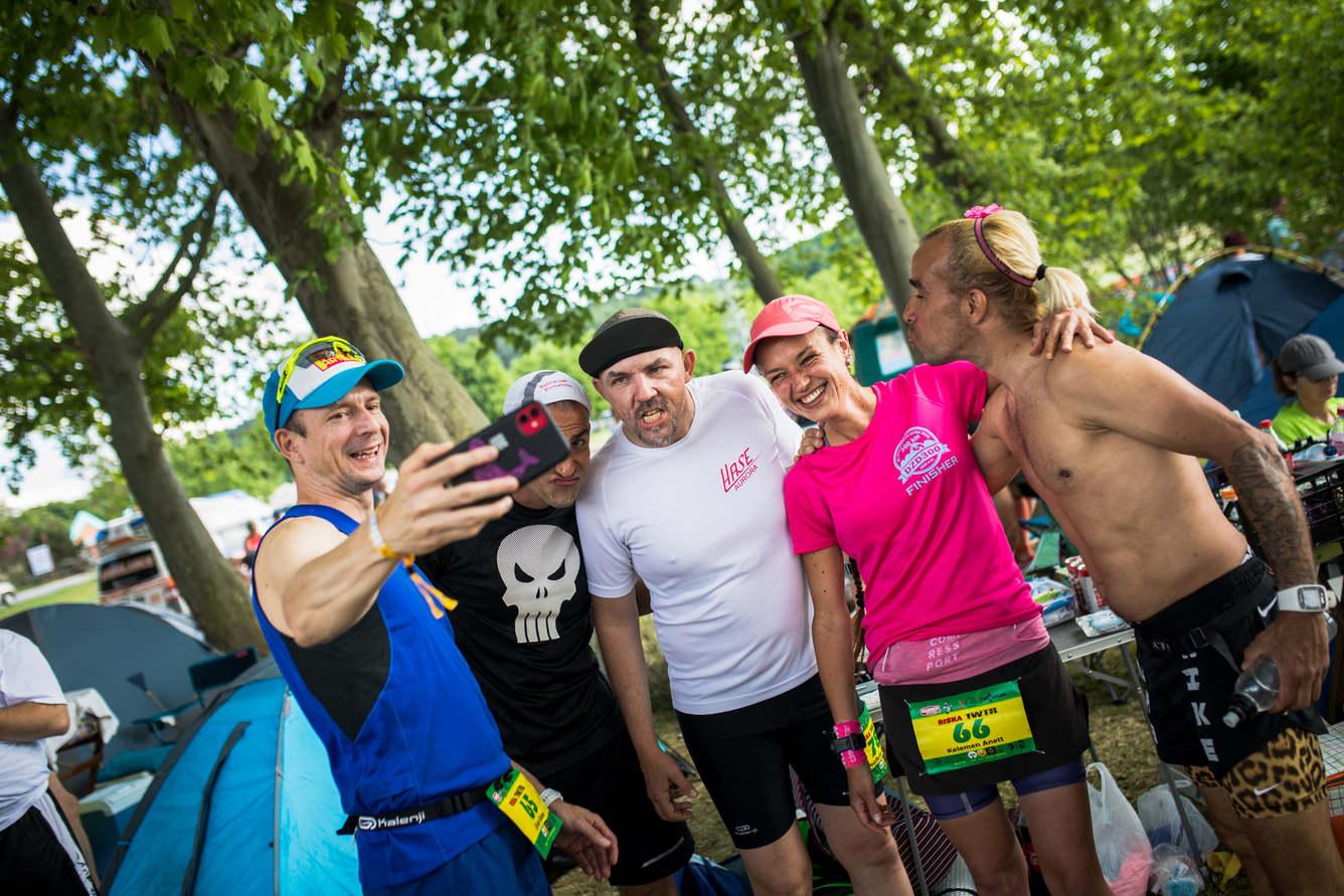 1 Way Ticket Run futóverseny Tihanyban, 2021-ben Fotó: Pesthy Márton/Napló