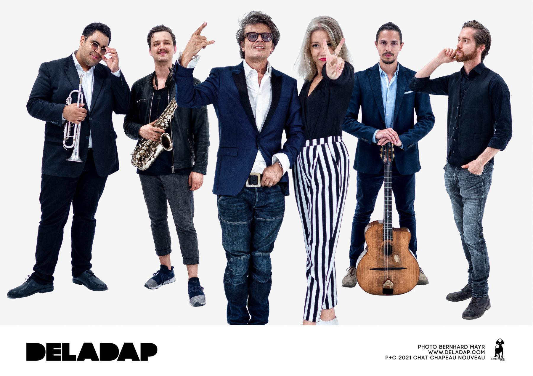 Deladap Fotó: Bernhard_Mayr/Paloznaki Jazzpiknik hivatalos